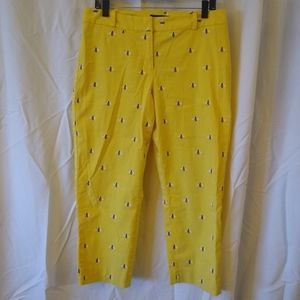Talbot's bee pants